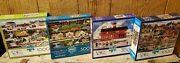 Charles Wysocki Puzzles 1000, 500 And 300 Piece Jigsaw Buffalo Games Lot Of 4 New
