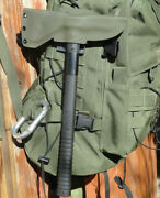 Sog Tactical Tomahawk Sheath - Olive Drab Kydex Molle / Malice Clip Retention