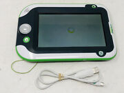 Leapfrog Leappad Ultra Game Green 7 Wi-fi Tablet System W/ Cable Works