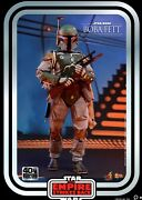 Hot Toys Mms574 Boba Fett 40th Anniversary Edition 16 Scale Action Figure Nisb