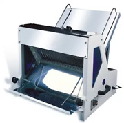 Square Bread Slicer Toast Slicing Machine Bakery Supporting Equipment A