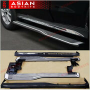 Electric Side Step Side Skirts For Mercedes Benz Gls X167 2020+ Maybach