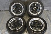 2000 00 Honda S2000 Ap1 F20c Work Meister S1r Wheel And Tires 16x8 16x7 +35offset