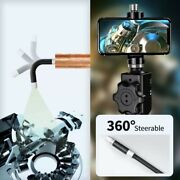 Dia 8.5mm 180 Degrees Usb Endoscope Borescope Waterproof Ip67 For Android Iphone