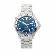 Pre-sale Omega Seamaster 300m Auto Menand039s Bracelet Watch 2255.80.00 Coming Soon