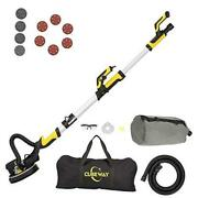Drywall Sander With Vacuum Attachment, Innovative Fixture For Ceiling Sander,