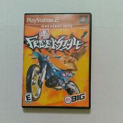 Freekstyle Sony Playstation 2 Ps2 Ea Sports Electronic Arts Be A Daredevil Euc