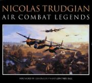 Air Combat Legends By Nicolas Trudgian Used