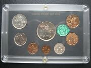 Sudan 1970 Proof Coin Collection Set Cased In Envelope Rare Only 1646 Issued