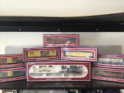 Williams By Bachmann - Ringling Bros. Circus Train Set - O Scale 40606 And More