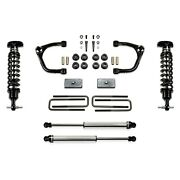 Fabtech K1167dl 3 Uniball Uca Front And Rear Suspension Lift Kit