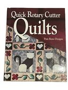 For The Love Of Quilting Ser. Quick Rotary Cutter Quilts By Patricia Wilens...