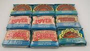 9x Vtg 1980s Hallmark Caption Candles -greatest Lover, Mother, Father, Congrats