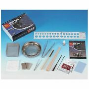 Pmc Silver Art Clay Stove Top Pan Kiln Tool Set With Ring And Jewelry Making Kit