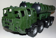 Mobile Anti-aircraft Complex Army Vehicle For Gi Joe Oktober Guard Soldier 1/18