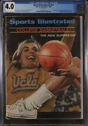 Sports Illustrated Newsstand 1966 Lew Alcindor Cgc 4.0 First Rookie Cover