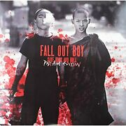 L1039 Fall Out Boy / Save Rock And Roll Vinyl Record