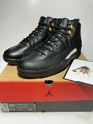 Ds New 2016 Nike Air Jordan 12 Xii Master Size 10.5 Flu French Taxi Ovo Db Og 10