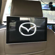 Android Car Tv Screen Headrest Monitor For Mazda Rear Seat Entertainment System