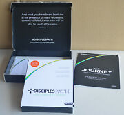 Lifeway Disciples Path The Journey 6 Session Bible Study Complete Series