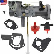 For Mtd 5 Hp Garden Tiller With Briggs And Stratton Engine Carburetor Carb