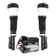 For Mercedes-benz S350 06 Id Select New Front Electronic Air Suspension Kit