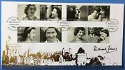 Richard Johns, Governor Windsor Castle Signed 18.4.2006 Queens 80th Birthday Fdc
