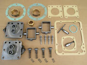 New Ford Tractor 2n 8n 9n Hydraulic Pump Repair Kit With Rh And Lh Valve Chambers