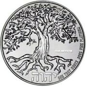 2021 1 Oz Platinum 250 Niue Tree Of Life Reverse Proof Coin - 333 Pieces Minted