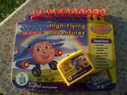 My First Leap Pad Learning System Book And Cartridge Jay Jay Jet Plane Discovery