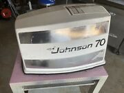 Johnson Outboard Engine Cowling / Cover 70hp From 1977 70el77s