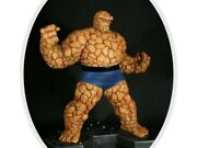 The Thing Signed By Randy Bowen Artist Proof Handpainted Fantastic Fourandnbsp