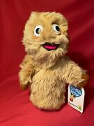 Vintage 1983 Dakin Romper Room Kimble Hand Puppet New With Tags 80s