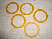 Lgb 69104 37.5 Mm Traction Tire Parts Set Of 5 Pieces Brand New Condition