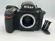 Mint NikonF6 Camera - From Japan Free Shipping