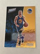 2017 Panini The National Convention Ssp Stephen Curry Auto Refractor Bk2 Rare