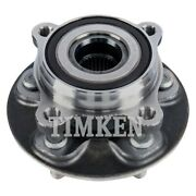 For Lexus Rx350 16-19 Timken Front Driver Side Wheel Bearing And Hub Assembly