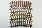 4 Pack Lionel G-scale Standard Curve Track W/ Pin Joint, 2-3 Day Ship