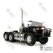 Lesu Metal 66 Chassis Differential For 1/14 Tamiya Volvo Fh16 Tractor Truck