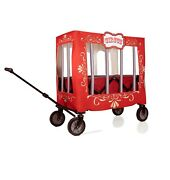 Circus Animal Cage Wagon Cover Halloween Costume Accessory Kids Dog Carrier