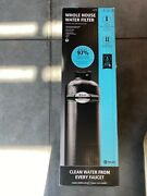 New A.o. Smith Central Water Filter Whole House Water Filtration System 938433