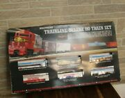 Walthers Trainline Deluxe Ho Soo Line Train Set 931-77 - Free Shipping