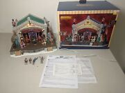 Lemax Village Collection Nutcracker Suite 05071 With Adaptor And Box As Is Read