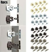 8x Double Roller Catches Cabinet Cupboard Door Latches Antique Copper Rv Strong
