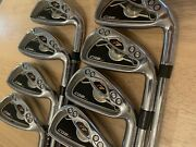 Taylormade R7 Cgb Max Irons 3-pw Right Hand