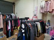 Job Lot Start Up Ebay Business Branded Clothing 500 Items Closing Down Sale