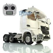 Lesu Rc 66 Metal 1/14 Chassis Tractor Truck Radio Hercules Actros Cabin Light
