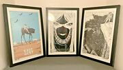 East Of West Print Signed By Nick Dragotta Image Comics 11x17 Sdcc 2013