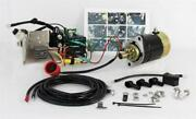 New Electric Starter Conversion Kit Fits Nissan 1992-2003 Ns25 Ns30 Engines