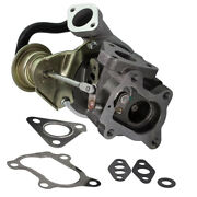Vz21 Turbocharger For Small Engines Snowmobiles Motorcycle Atv Ya1, F6at